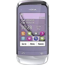 Nokia C2-06 (64MB RAM, 10MB)