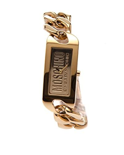 Moschino Cheap&Chic Reloj My Name Is Moschino Oro