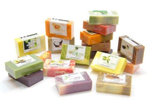 Paya Organics Soap Thai Organic Soap 18 Pieces
