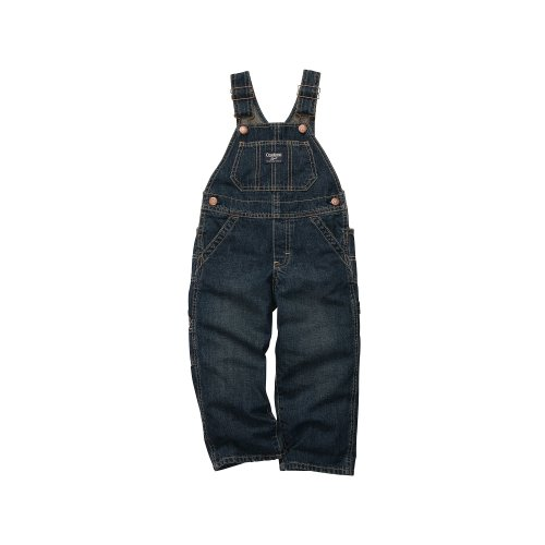 Oshkosh B'Gosh Denim Overall - Brooklyn Wash-3 Months front-12632