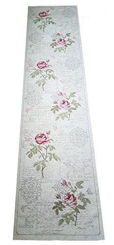 teppich-laufer-mit-rose-vintage-style-rutschfest-und-waschbar-verschiedene-grossen-chenille-75-x-300