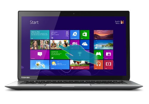 Toshiba KIRAbook 13 i7 Touchscreen Laptop