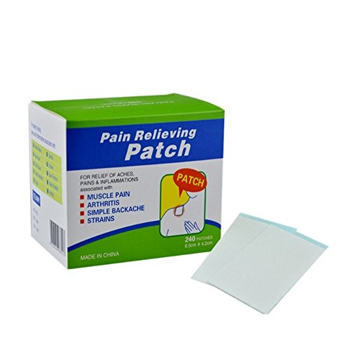 pain-relief-patch-muscle-pain-backache-bruises-arthritis-strains-sprains-stiff-shoulder-6pcs-pouch