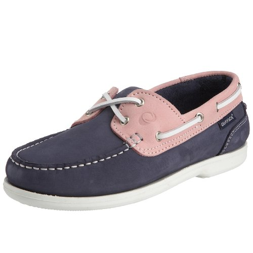 Quayside Women's Bermuda Boat Shoe Yachting/Rose qberyaroxx38 5 UK