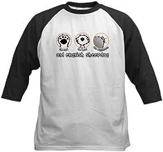 CafePress Kids Baseball Jersey - The OES Kids Baseball Jersey