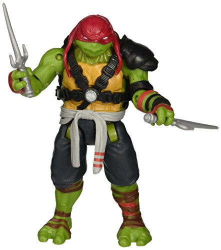 Teenage Mutant Ninja Turtles Movie 2 Out Of The Shadows Raphael Basic Figure