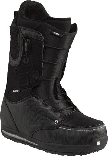 Burton Herren Boot Ruler, black/white,