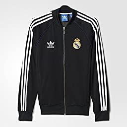 Adidas Mens Originals Real Madrid Superstar Track Top X-Large