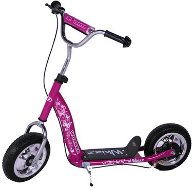 kinder roller scooter whizz tretroller lila 10. Black Bedroom Furniture Sets. Home Design Ideas