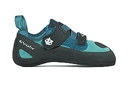 Evolv Kira Climbing Shoe - Women\'s Teal 9