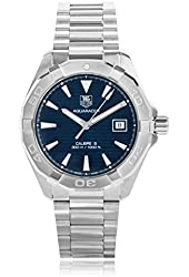 TAG Heuer Men's Aquaracer 300M Calibre 5 Blue Automatic Stainless Steel Watch