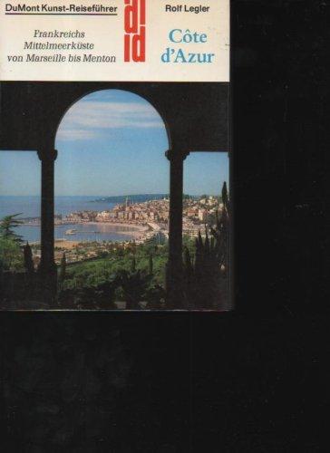 Legler Cote dAzur dumont Frankreichs Mittelmeerküste