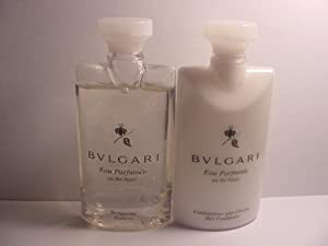 Bvlgari White Tea au the blanc Shampoo & Conditioner. Lot of 6(3 of each) Total of 15oz.
