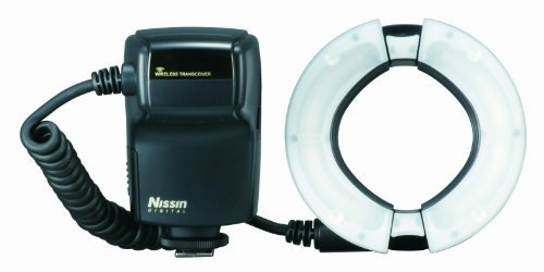 Nissin MF18 Macro Flash for Canon