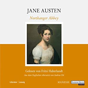 Northanger Abbey Hörbuch