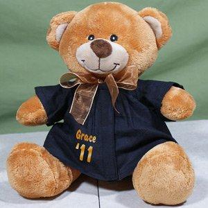 Graduation Gown Teddy Bear