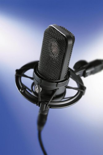 Audio Technica At4040 Cardioid Studio Condenser Large Diaphragm Microphone