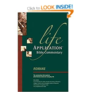 Romans (Life Application Bible Commentary) David R. Veerman and Bruce B. Barton
