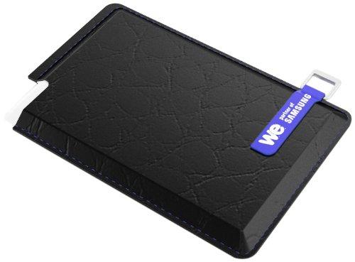"We digital partner of Samsung Inside Serie 840 EVO - 120 GB - schwarze Hülle - externe 2,5""""-SSD-Festplatte"""
