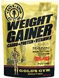 GOLD'S GYM(ゴールドジム)ウエイトゲイナー チョコレート風味 3kg