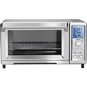 Best Countertop Convection Oven 2015 : The Best Cuisinart TOB-260 Chefs Convection Toaster Oven - Convection ...