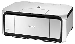 Canon Pixma MP 970 Photo All-in-One (3-in-1) with colour TFT screen and Easy Scroll Wheel. Packed with Direct photo printing for digital and analogue camera users (FAU, PictBridge, Memory Card, Mobile phone), advanced media handling and wired network connectivity.