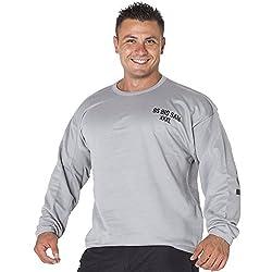 BIG SAM Sweater Sweatshirt Jacket Hoody UNCLE BODY DOG Logo *4571*