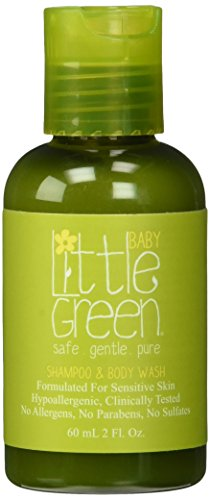 Little Green Baby Shampoo & Body Wash, 2.0 fl. oz.
