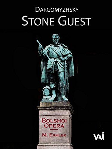 Dargomyzhsky, Stone Guest (English subtitled)