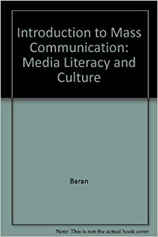 Media and culture an introduction to mass communication