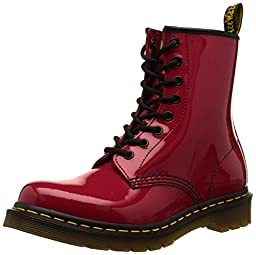 Dr Martens 1460 Womens Boots Red US 9 UK 7