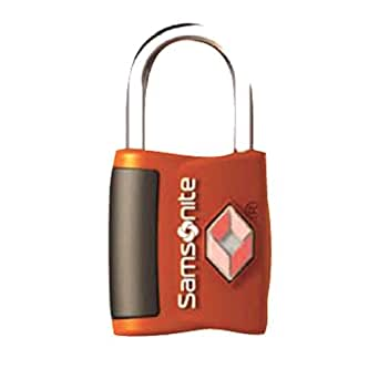 Samsonite Luggage 2 Pack Travel Sentry Key Lock, Juicy Orange, One Size