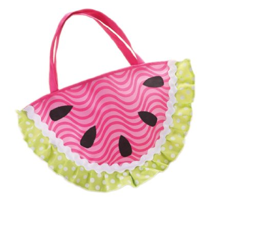 Mud Pie Kids Watermelon Beach Bag