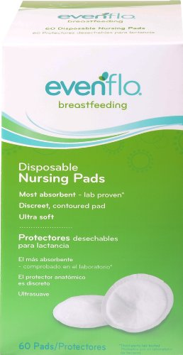 Evenflo 60 Count Nursing Pads