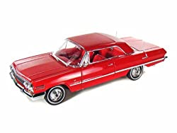 1963 Chevy Impala SS Hard Top 1/18 Red