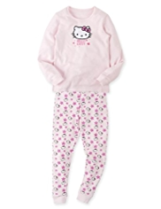 Hello Kitty Thermal Vest & Leggings Set