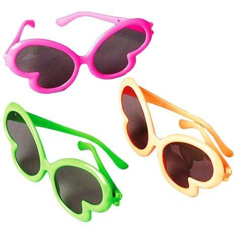 US Toy Butterfly Sunglasses (1 Dozen)
