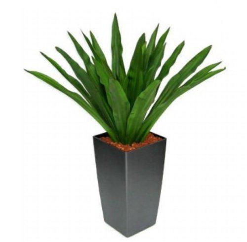 Flora Novara 151710 Artificial 36in. Yucca Elephant Plant