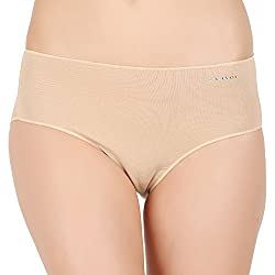 Lavos Women's Perfectly Fitting Invisible Panty( with NPL - No Panty Line)
