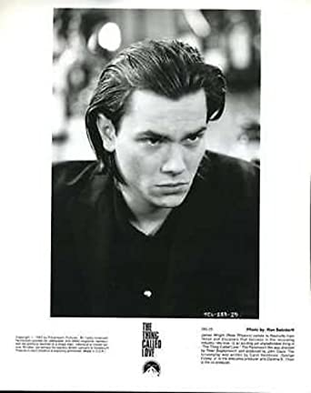 "Amazon.com: River Phoenix The Thing Called Love Original 8x10"" Photo #"