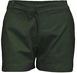 Attuendo Women's Cotton Hot Pants Shorts (X-Large)