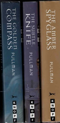His Dark Materials Trilogy (The Golden Compass; The Subtle Knife; The Amber Spyglass) In Hardcover First Editions. (His Dark Materials Trilogy)