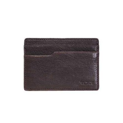 TUMI(トゥミ) マネークリップ付き カードケース SIERRA マネー・クリップ・カード・ケース (ブラウン)  【並行輸入品】