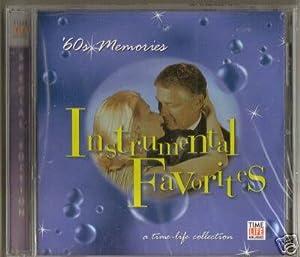 INSTRUMENTAL FAVORITES ('60'S MEMORIES) TIME-LIFE