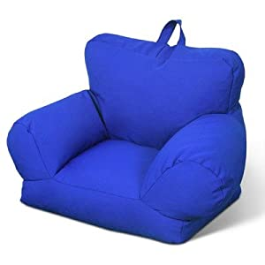American Furniture Alliance Jr. Fx Junior Arm Chair, Royal Blue by American Furniture Alliance