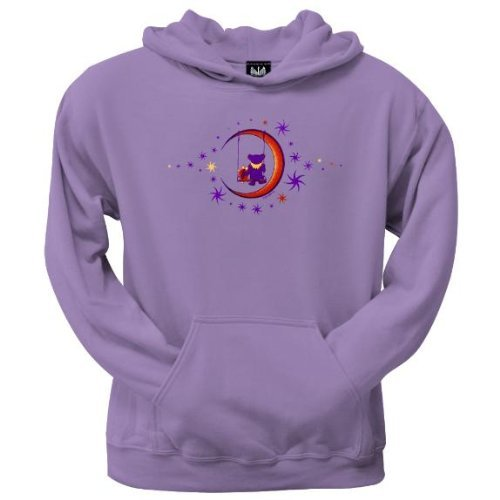 Old Glory Mens Grateful Dead - Moon Swing Pullover Hoodie Purple - Small Purple