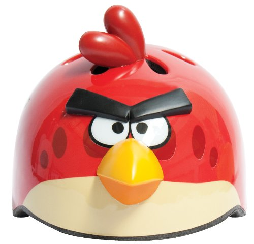 Angry Birds 3D Helmet with Sounds from The Game