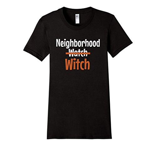Women (Neighborhood Watch Halloween Costume)