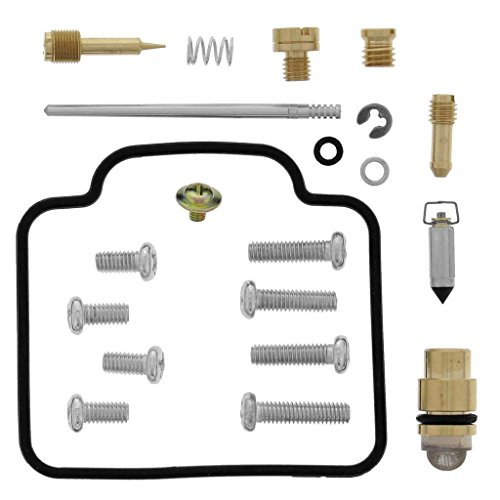New 2004-2005 Yamaha Bruin 350 4x4 Complete Carburetor Carb Repair Rebuild Kit (Yamaha Bruin 350 Carburetor Kit compare prices)