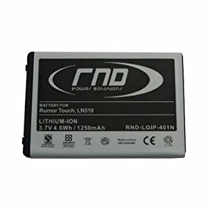 RND Li-Ion Battery (LGIP-401N) for LG Rumor Touch LN510